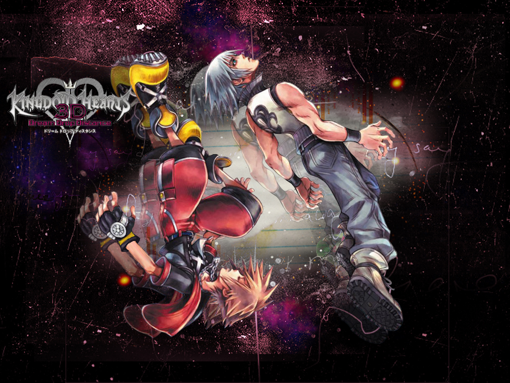 Girl Gamer Vogue Review Kingdom Hearts Dream Drop Distance
