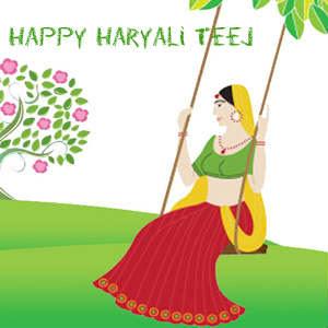 Hariyali Teej Photos
