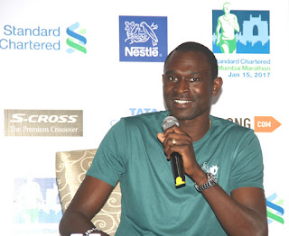Physical and mental strength vital to run 42kms, says David Rudisha International Event Ambassador