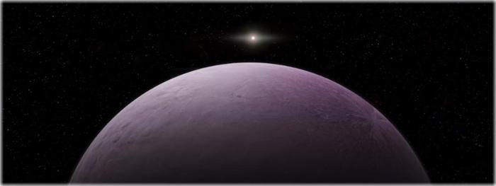 novo planeta anão 2018 VG18