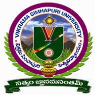 Vikrama Simhapuri University Time Table 2015