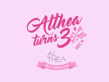 Hadiah Buat Althea Angles dan #AltheaTurns3