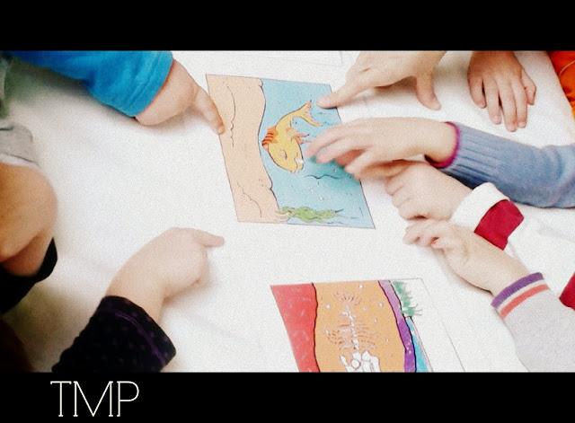 creatividad crear soñar imaginar niños