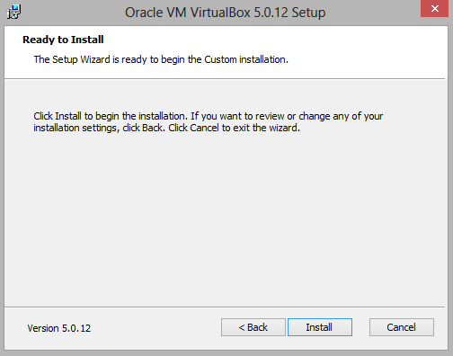 Cara Install Oracle VM VirtualBox 19