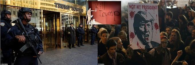 La Trumpfobia no se detiene; siguen protestas, ataques y crímenes de odio