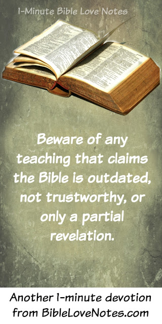 Cults, Bible Accuracy, Bible Critics, False Bible beliefs
