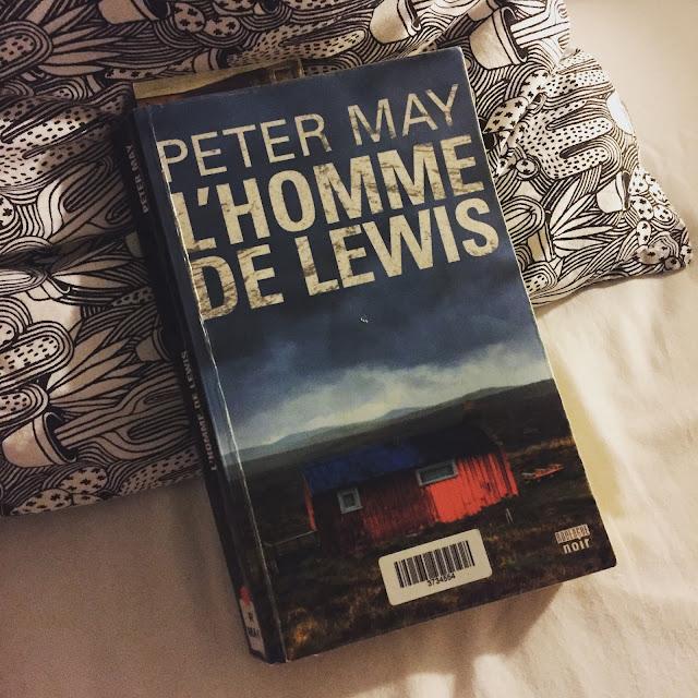 L'homme de Lewis, Peter May