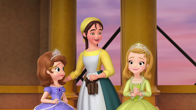 Nonton Film Sofia the First S02E09: Gizmo Gwen (2014)