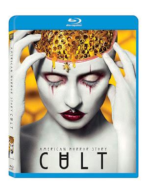 American Horror Story Cult Season 7 Blu Ray