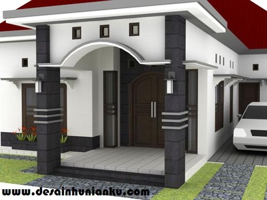 Desain Menarik Teras Rumah Minimalis