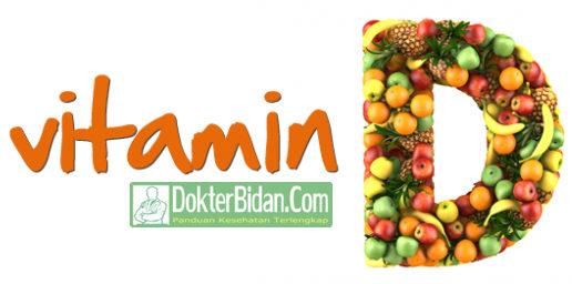Vitamin D - Manfaat Khasiat, Peringatan Dosis dan Efek Samping Suplemen Nutrisi Untuk Kesehatan