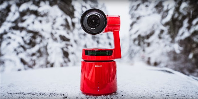 The OBSBOT Tail smart camera replaces the director and the operator.