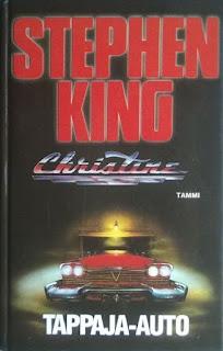 Christine tappaja-auto