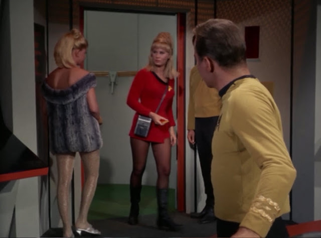 Lt uhura fucked by kirk and spock - 4 1