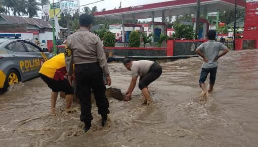 Data Titik Banjir 22 Januari 2019, Di Kabupaten Kepulauan Selayar