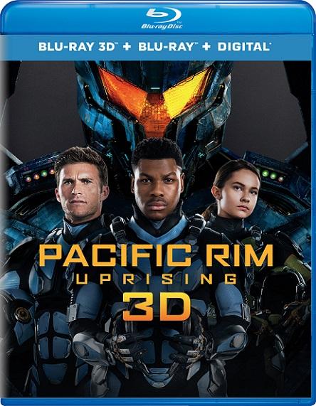 Pacific Rim: Uprising 3D (Titanes del Pacífico: La Insurrección 3D) (2018) m1080p BDRip 3D Half-OU 17GB mkv Dual Audio DTS-HD 7.1 ch