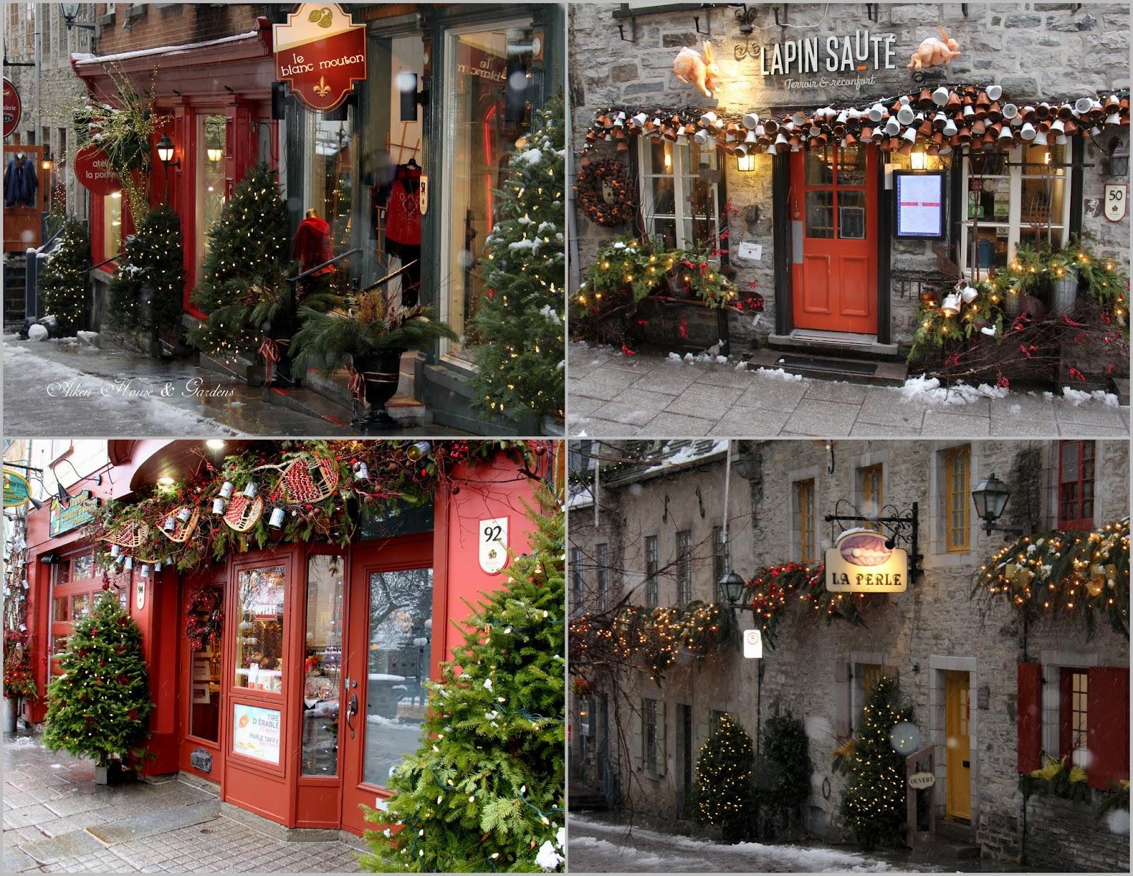 Quebec City Restaurants Fun