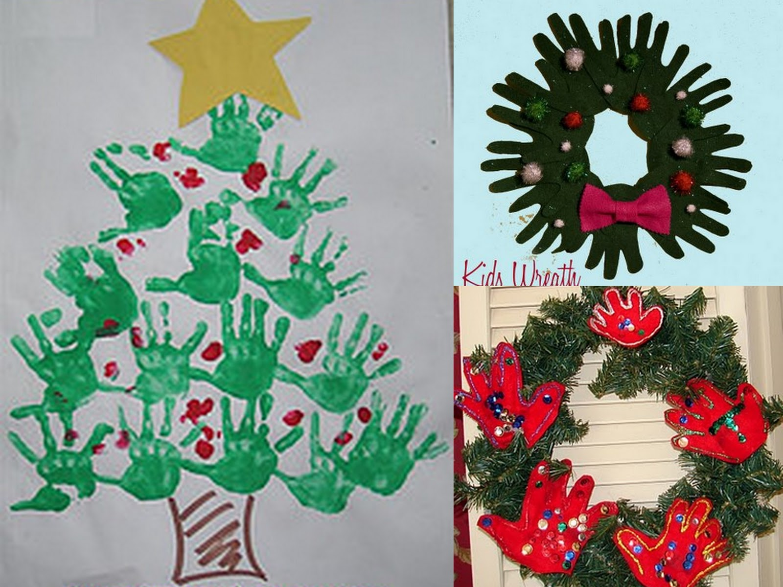 Non Denominational Holiday Arts And Crafts