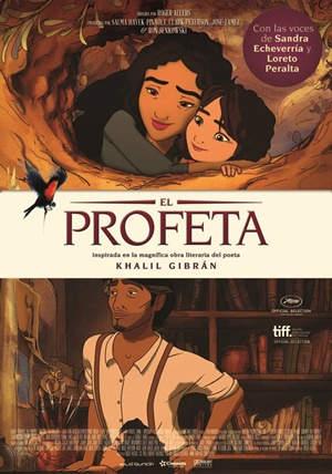 El Profeta (2014) DVDRip Latino