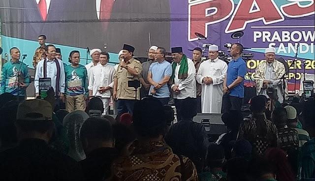Prabowo Subianto Kesal Selalu Jadi Korban Hoax, Terapkan Sifat Rasul Tangkal Fitnah