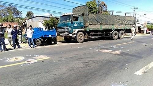 Gia Lai: 6 người thương vong vì tai nạn giao thông trong một ngày