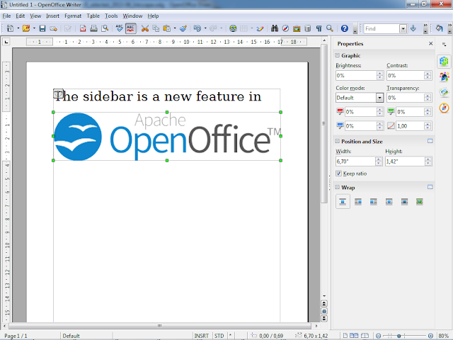 Download Openoffice 4.1.3 free