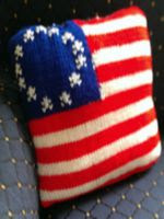 http://www.ravelry.com/patterns/library/american-flag-pillow