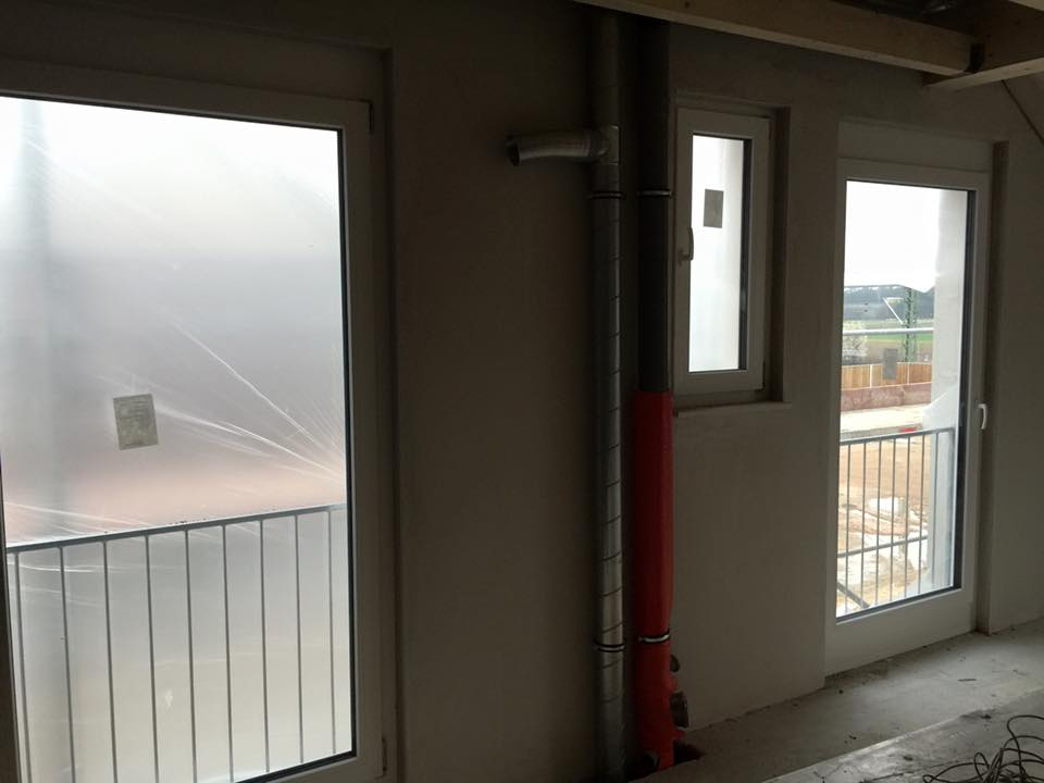 reihenhaus von werner wohnbau in bickenbach foto update 3 4 ba. Black Bedroom Furniture Sets. Home Design Ideas