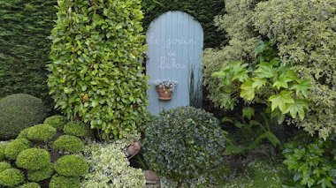 Le Jardin de Babou en Francia. Sonrían, por favor