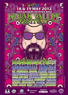 Freak Valley festival, Godsleep