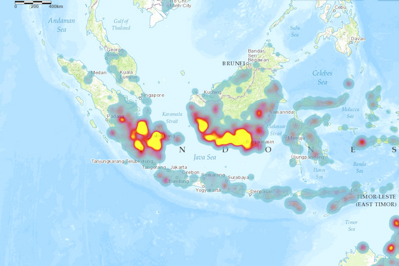 The Eco-Apocalypse in Indonesia That No One is Talking About