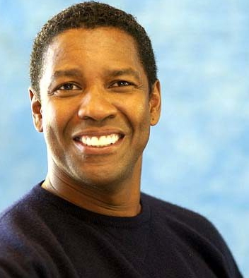 denzel Washington weight gain
