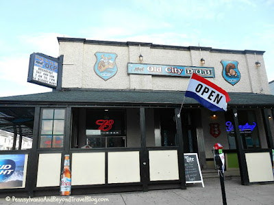 Old City Pub in Wildwood New Jersey