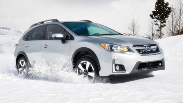 Subaru Crosstrek 2018 Hybrid Review
