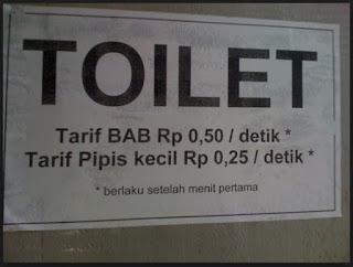 tips menggunakan toilet umum, restroom, toilet duduk, toilet umum