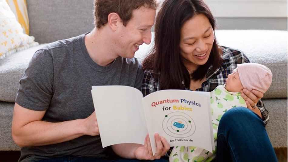 mark zuckerberg second baby