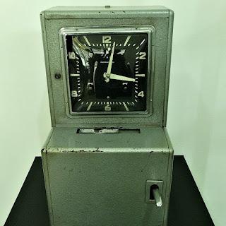 Relógio Ponto - Museu Histórico de Canoas (Dr Sezefredo Azambuja)