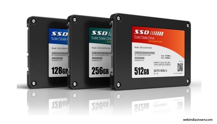 Solid state drive (SSD) की पूरी जानकारी, SSD kya hai