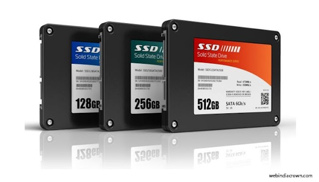 Solid state drive (SSD) की पूरी जानकारी
