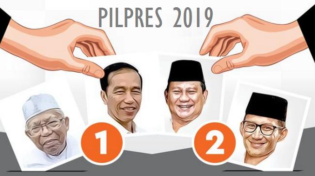Jadwal Pilpres 2019
