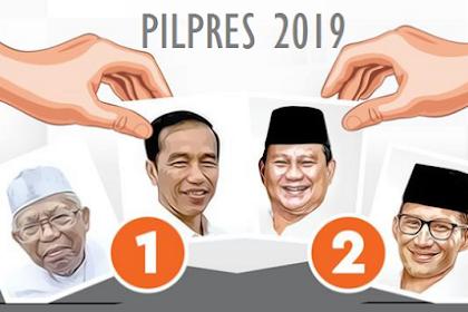 Kapan Pemilihan Presiden 2019 Dilaksanakan? Ini Jadwal Lengkapnya