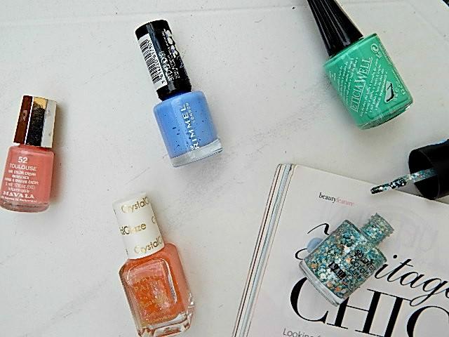 The Beauty Post | Summer Nail Polish | Adele Lydia