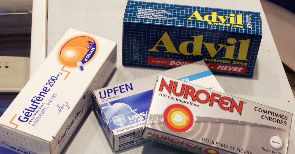 Consume Ibuprofen Or Anti-inflammatory Drugs For One Week Increases The Risk Of Heart Attack By 50%