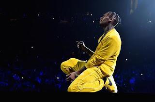 "Chris Brown Sings His Praises For ""Black Panther"""