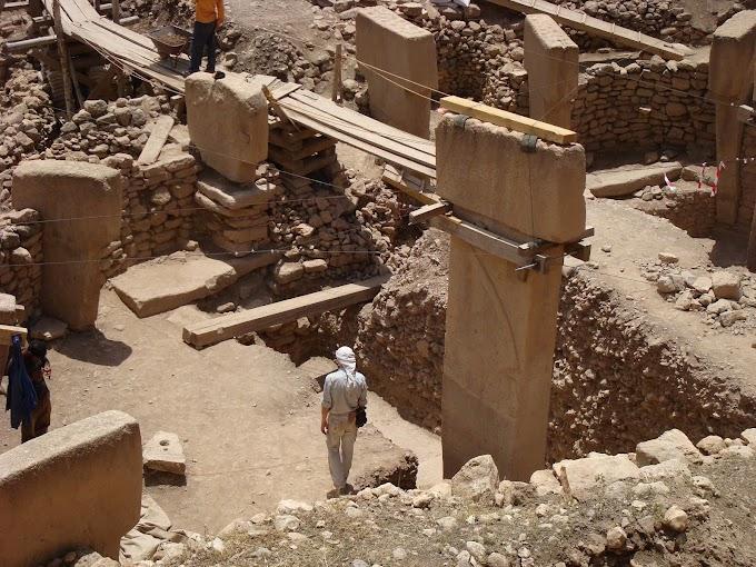 Δημήτρης Τσικριτσής και Μάρτιν Σουίτμαν - Κομήτης που έπεσε το 10950 π.Χ. βοήθησε στην ανάδυση του πολιτισμού
