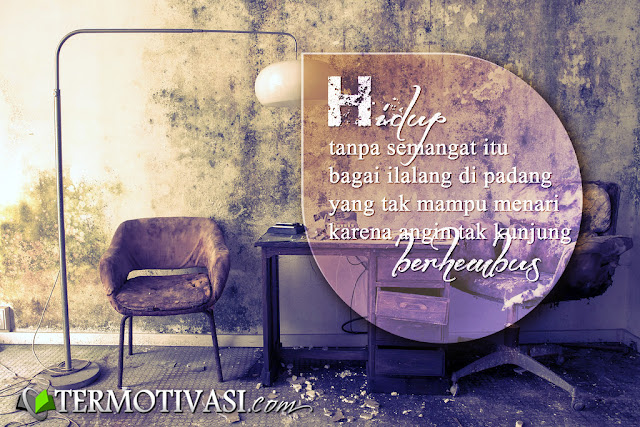 Renungan Inspiratif - Rahasia Semangat dan Motivasi