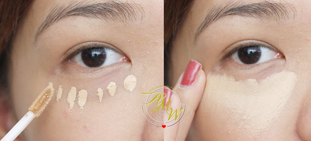 a photo of CLIO Kill Cover Pro Artist Liquid Concealer Review by Nikki Tiu of askmewhats.com