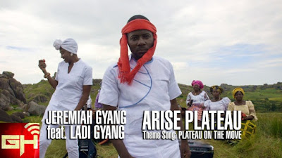 Audio + Video: Arise Plateau – Jeremiah Gyang Ft. Ladi Gyang