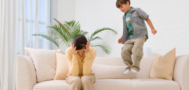 أسباب الفرط الحركى لدى الأطفال وعلاجه
