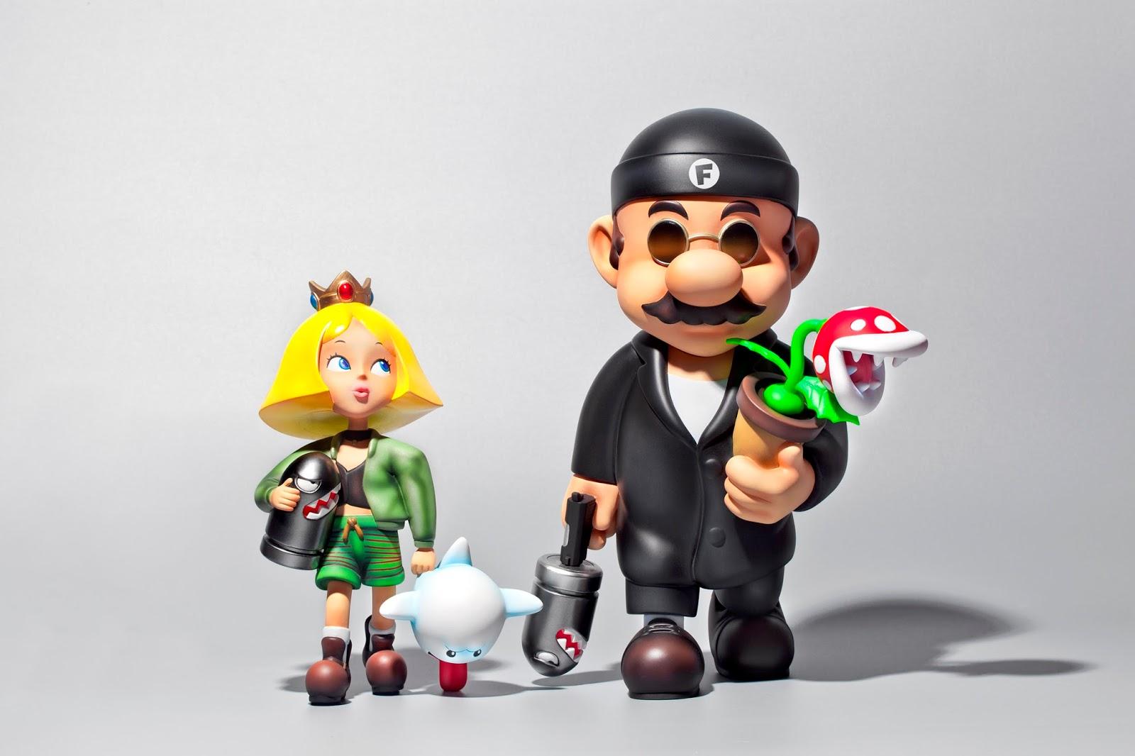 Super Mario Bros X Leon The Professional Quot Super